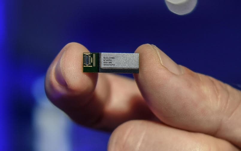 Qualcomm Prepares For 5G Connections With New mmWave Antennas
