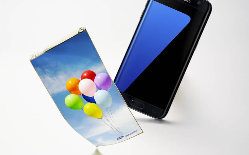 Samsung develops unbreakable smartphone display as it attempts to make broken screens a thing of the past