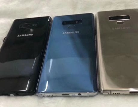 Samsung Galaxy Note 9 clones are here and they come in wide array of colors
