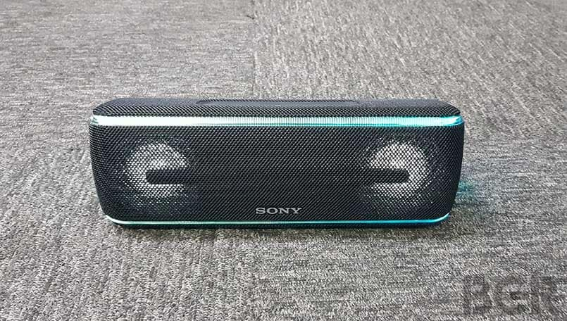 Sony SRS-XB41 Bluetooth Speaker Review: The party audio starter kit