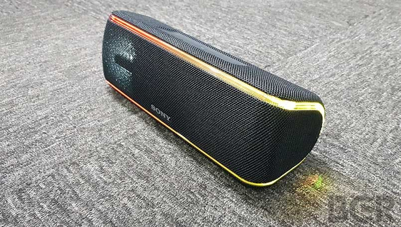 Sony SRS-XB41 Bluetooth Speaker Review: The party audio