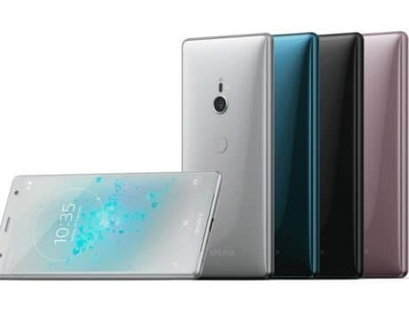 Sony releases a promo to brag about the high ISO video recording in its Xperia XZ2