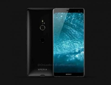 Sony Xperia XZ3 renders leaked; may not pack dual cameras at the back