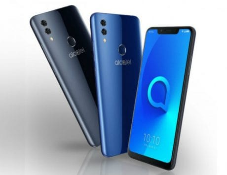 Alcatel 5V with 6.2-inch notched display, 4,000mAh battery launched: Price, specifications and features