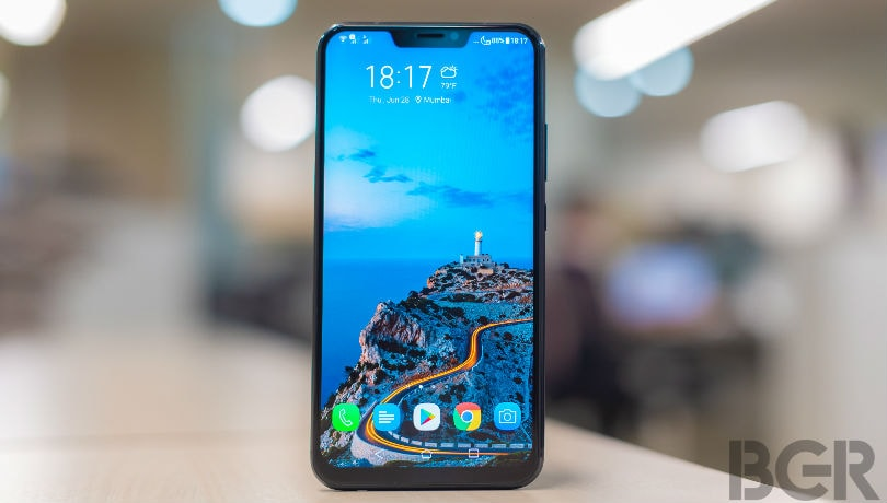 Asus Zenfone 5Z FOTA update brings April 2019 Android security patch among other improvements