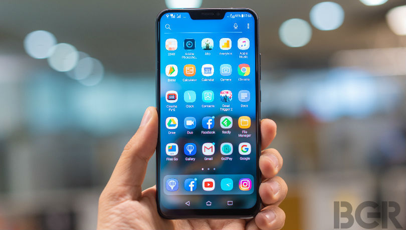 Asus Zenfone 6 prototypes show smaller camera cutouts, triple-camera setup