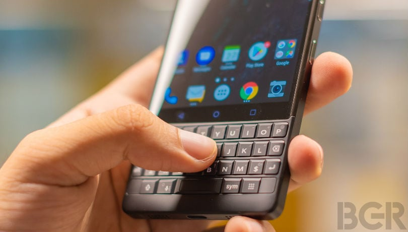 BlackBerry Key2 Review: For the love of QWERTY