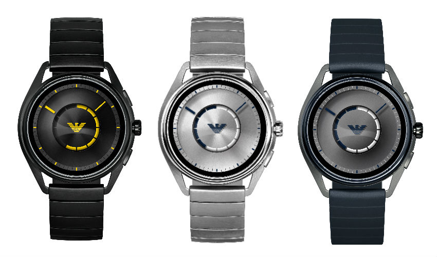 Emporio Armani unveils a new Wear OS powered smartwatch with Snapdragon 2100 SoC, 1.19-inch AMOLED display