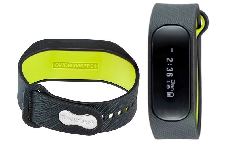 Amazon Prime Day sale: Fastrack Reflex 2.0 fitness tracker launched for Rs 1,995