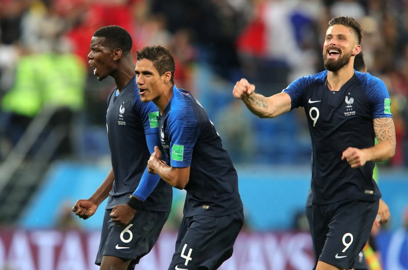 France ready to win World Cup ugly as Croatia eye history
