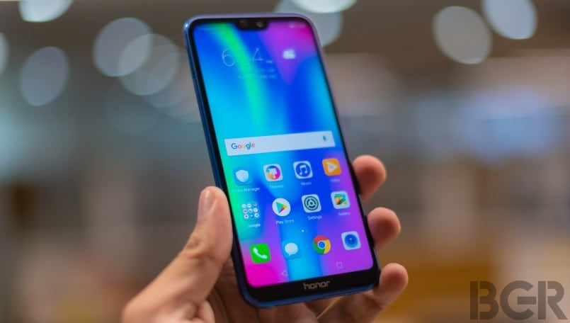 honor 9n main 2