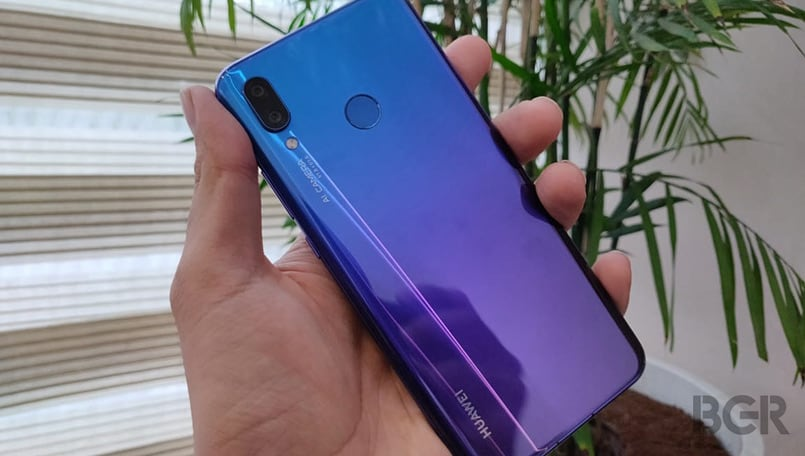 Huawei Nova 3i now available on Amazon India at Rs 20,990: A look at discounts and offers