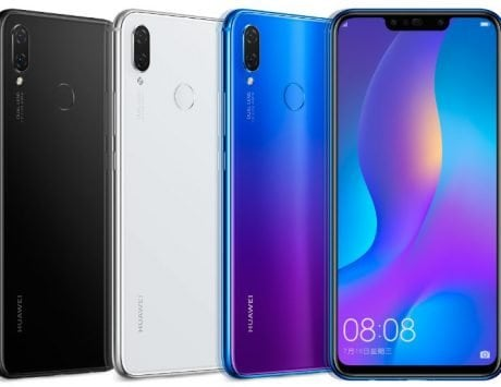 Huawei Nova 3i launched in China