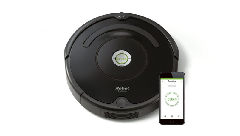 iRobot Roomba 671 launch main