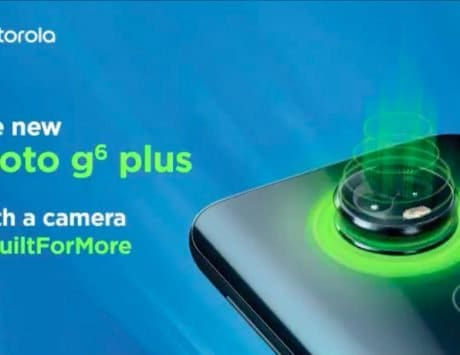 Moto G6 Plus to launch in India soon