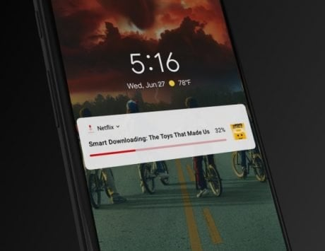 Netflix Smart Downloads makes it easier to manage you downloaded TV shows