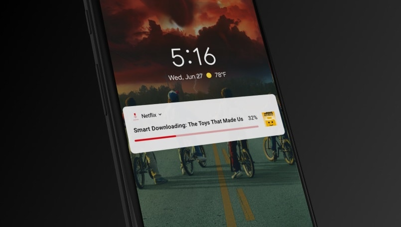 Netflix adds smart download management for offline content