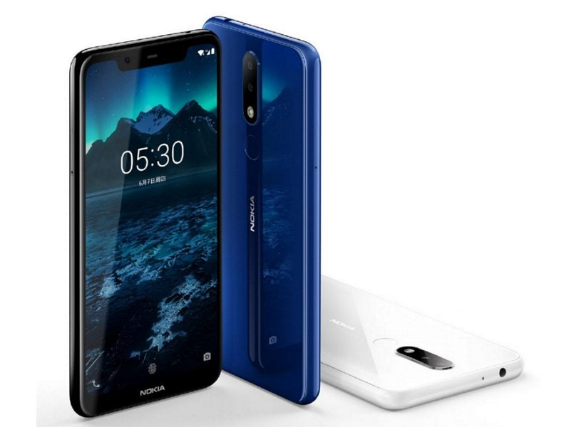 Nokia X5 with 19:9 display, 4GB RAM, dual cameras launched: Price, specifications, features