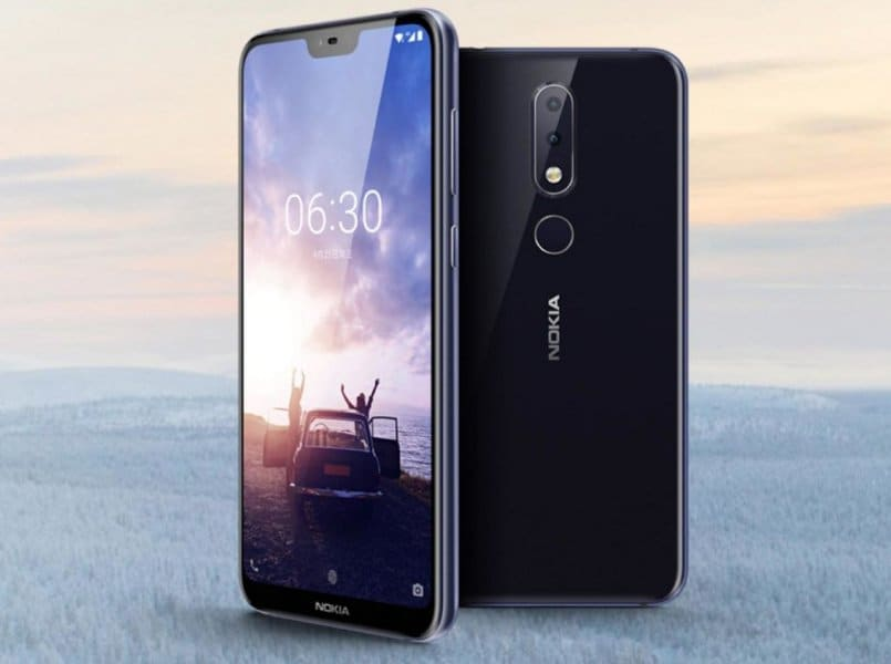 nokia 6 1 plus geekbench listing all but confirms it is a rebranded rh bgr in Nokia 6 Nokia X5
