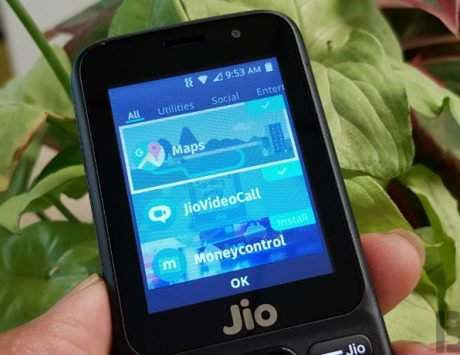 Reliance JioPhone, JioPhone 2 get Google Maps support with the latest update