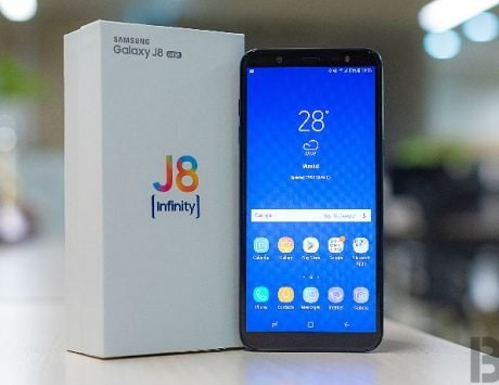 Samsung Galaxy J8 update with support for AR Emoji and dual VoLTE now rolling out