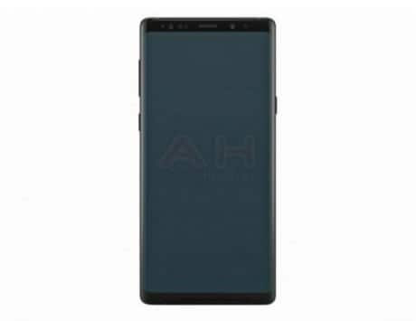 Samsung Galaxy Note 9 official render leaked, reveals Galaxy Note 8-like front