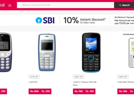 JioPhone offer effect: Snapdeal launches 3-day 'Feature Phone Festival' with phones starting at Rs 299