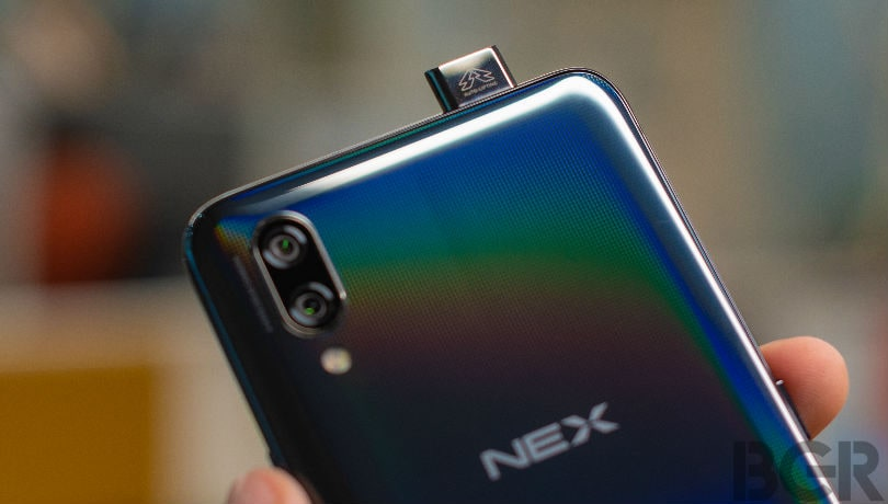 Vivo NEX First Look