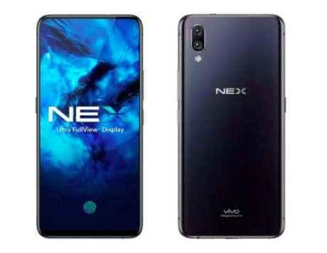 Vivo NEX with pop-up selfie camera, Snapdragon 845 SoC launched