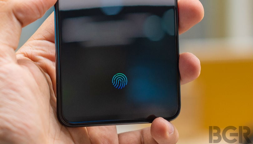 Vivo X23 to reportedly boast an upgraded in-display fingerprint sensor, new Face ID technology
