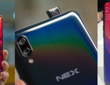 Vivo NEX vs Oppo Find X vs OnePlus 6: Compared