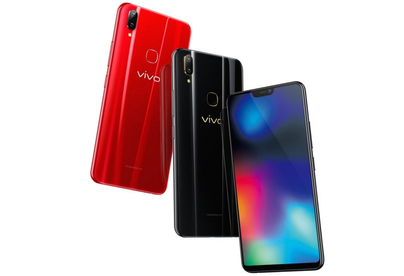 Vivo Z1i with Snapdragon 636 SoC, 128GB storage launched in China: Price, specifications, features
