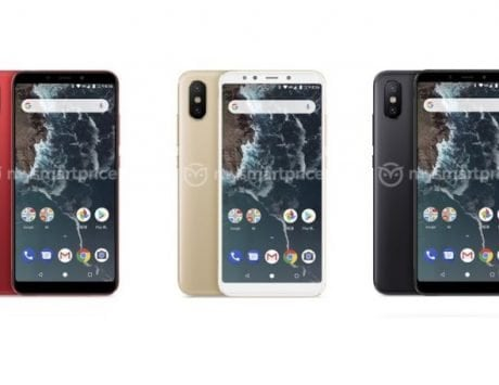 Xiaomi Mi A2 renders leaked ahead of July 24 launch