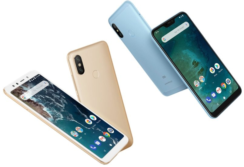 Xiaomi Mi A2 vs Xiaomi Mi A2 Lite: What's different