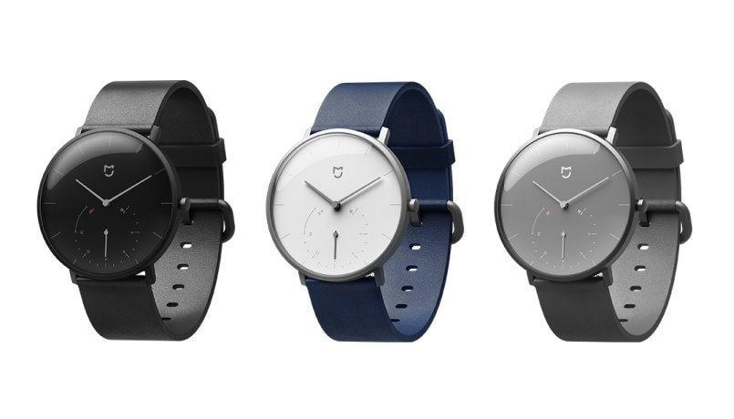 Xiaomi Mijia Quartz Watch launched in China for around Rs 3,500