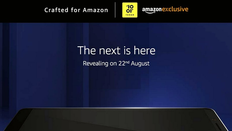 10.or D2 smartphone with 5.45-inch HD+ display to launch on August 22
