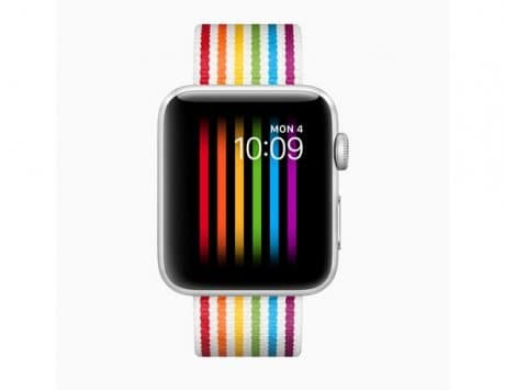 Apple Watch face that celebrates gay pride has been disabled in Russia