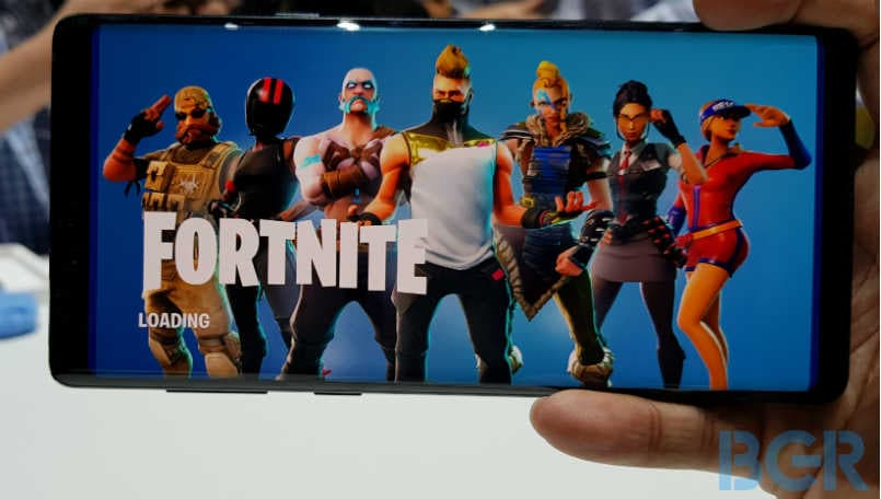 fortnite android epic game