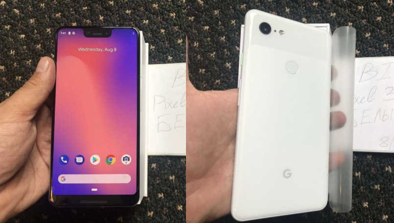 Google Pixel 3 and Pixel 3 XL get certified in Taiwan as launch draws nearer