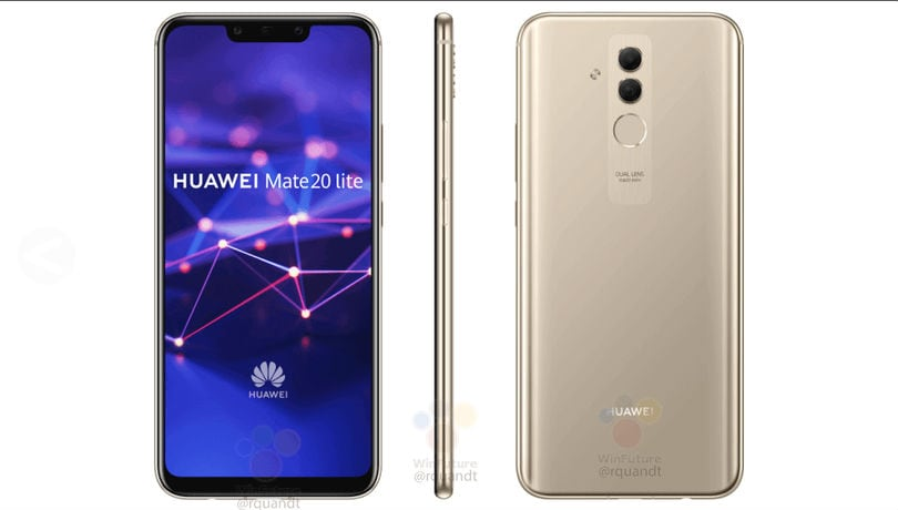 Huawei Mate 20 Pro may come with a notch and chin as more details leak out