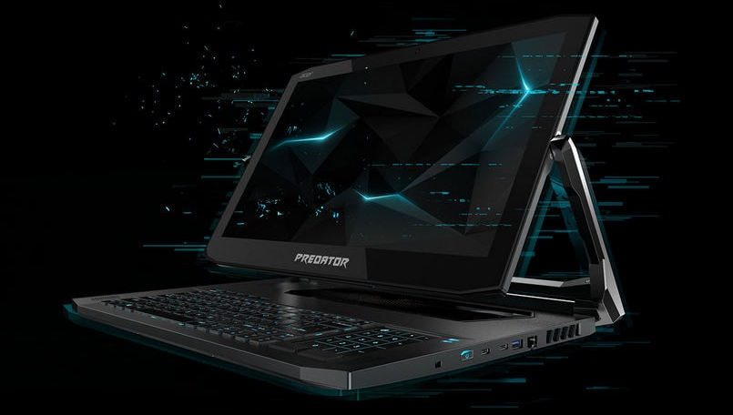 IFA 2018: Acer announces Predator Triton 900, a 2-in-1 convertible with a flipping screen
