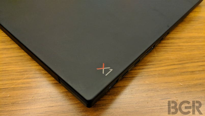 Lenovo ThinkPad X1 Extreme First Impressions: Performance and portability gets a new name at IFA 2018