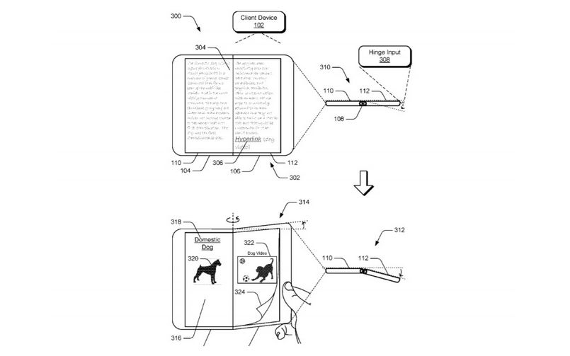 Microsoft Patent Application Andromeda 805px