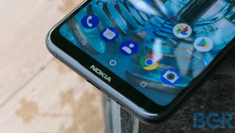 Nokia 6.1 Plus Android 10 update rolling out with December 2019 security patch