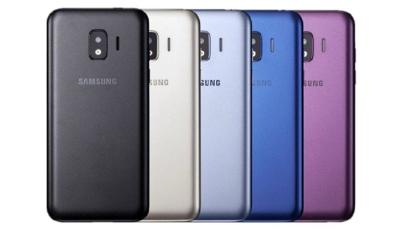 Samsung Galaxy J2 Core Android Go smartphone colors leaked ahead of official  launch 6c55dba11efa