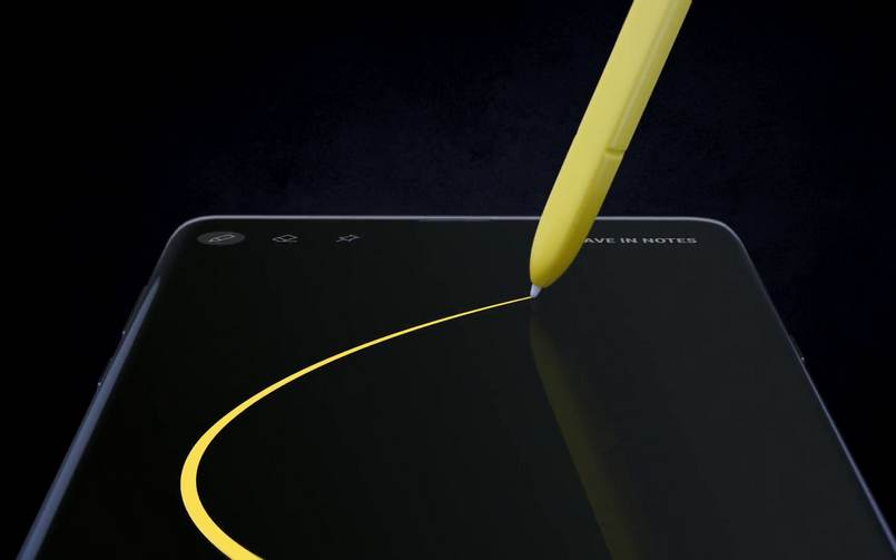 Samsung Galaxy Note 9 S-Pen is now a remote, can take selfies and do more