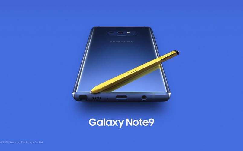 Samsung Galaxy Note 9: Company accidentally posts official video days before launch