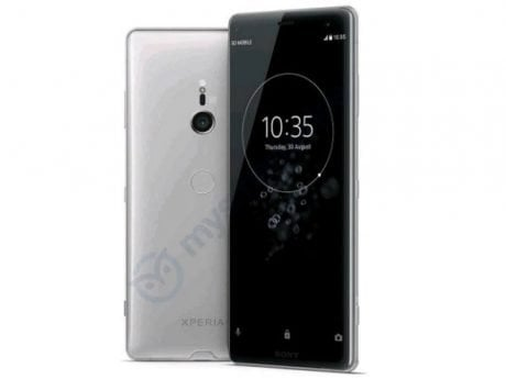 Sony Xperia XZ4 alleged screen protector leaked