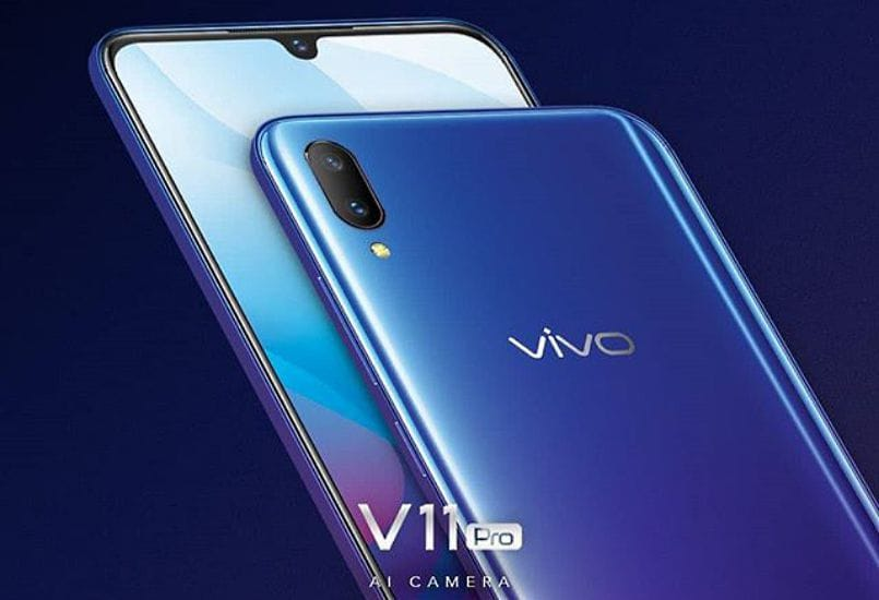 Vivo V11 Pro India launch today: Live stream details