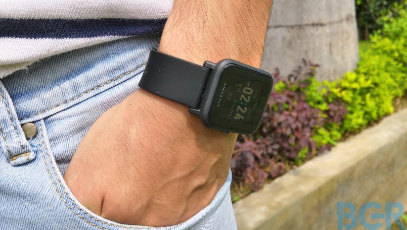 Huami Amazfit Bip Fitness Smartwatch Review Helping You